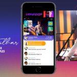 Aplicativo  voltado ao mercado de entretenimento será lançado neste sábado em todo o Brasil