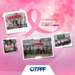 Porto de Antonina participa da campanha Outubro Rosa
