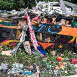 Acidente em Santa Catarina deixa 19 mortos e 33 feridos