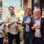 A pizza de Bolsonaro e seu significado